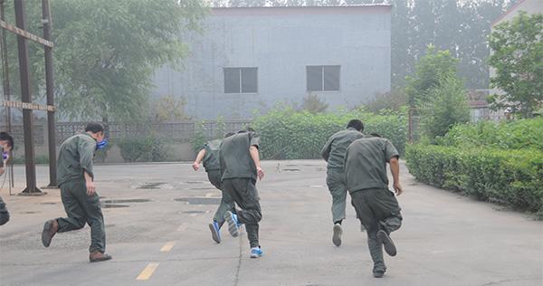 新黄金城祝贺深圳市创新梦想科技有限公司高处逃生报警管理系统成功上线